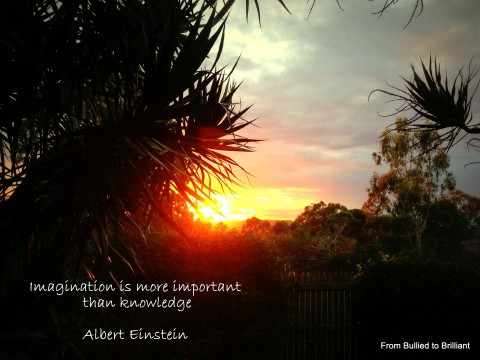 Einstein - Imagination