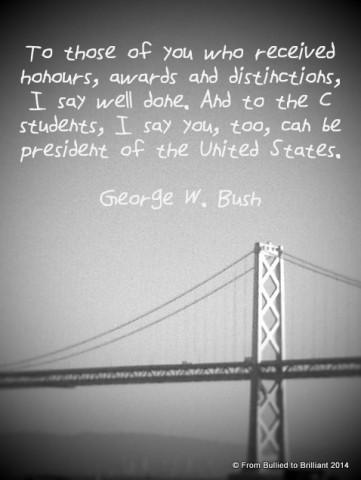 George Bush - Yale University