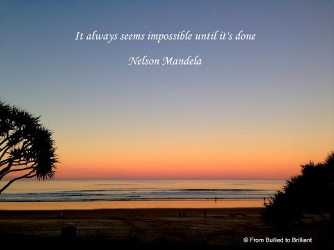 Impossible - Mandela
